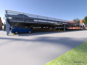 Relocatable car park