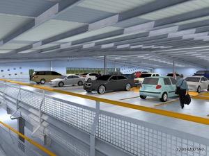 Muilti Level Car Park